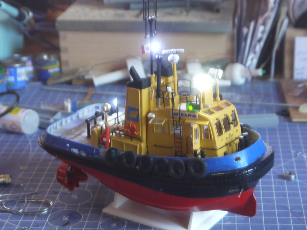 """""""Smit"""" Pacific Tugboat RC 1:87 P1090617"""