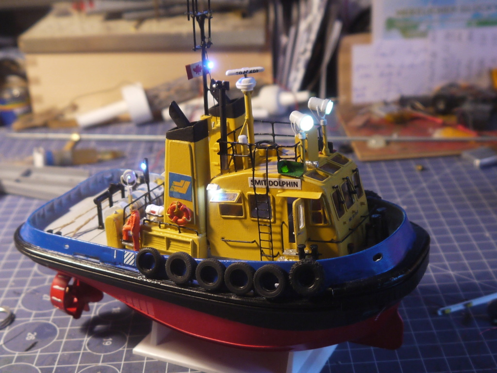 """""""Smit"""" Pacific Tugboat RC 1:87 P1090619"""