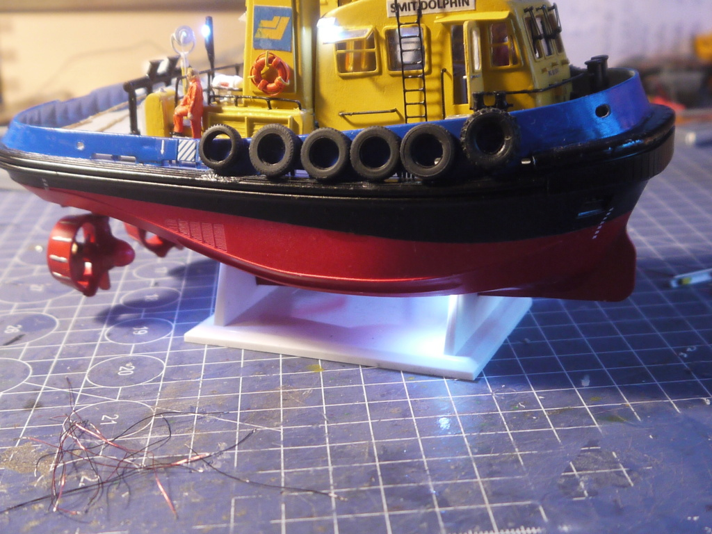 """""""Smit"""" Pacific Tugboat RC 1:87 P1090621"""