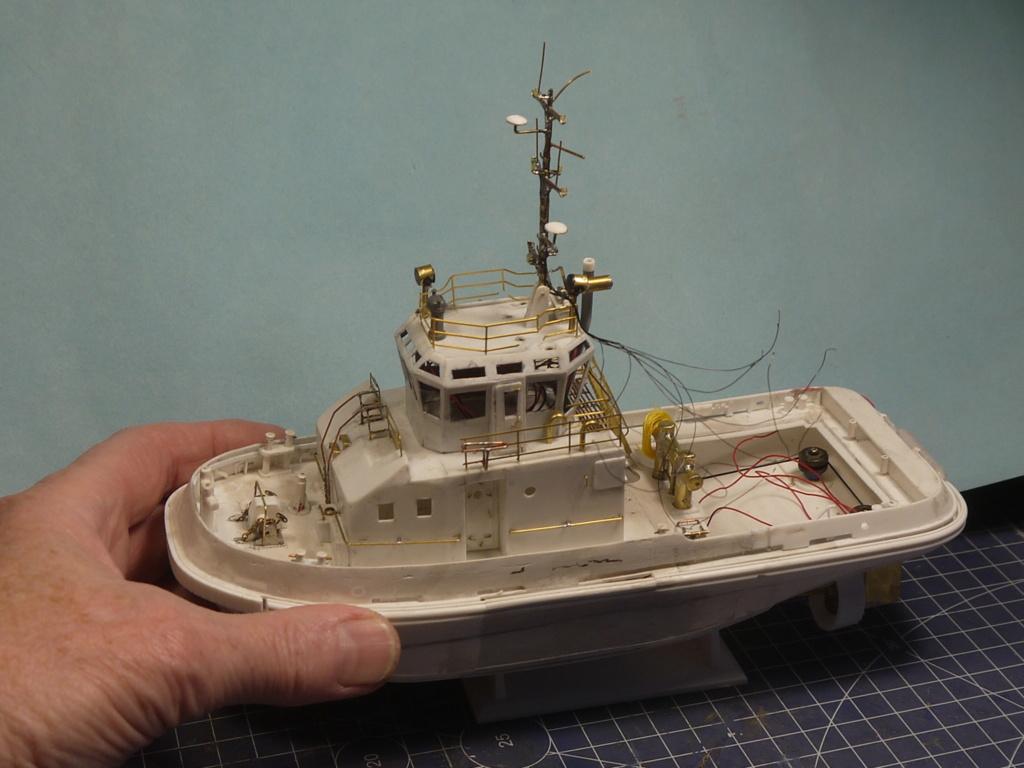 """Schlepper """"Watergeus""""  / 1:87 mit RC P1090950"""