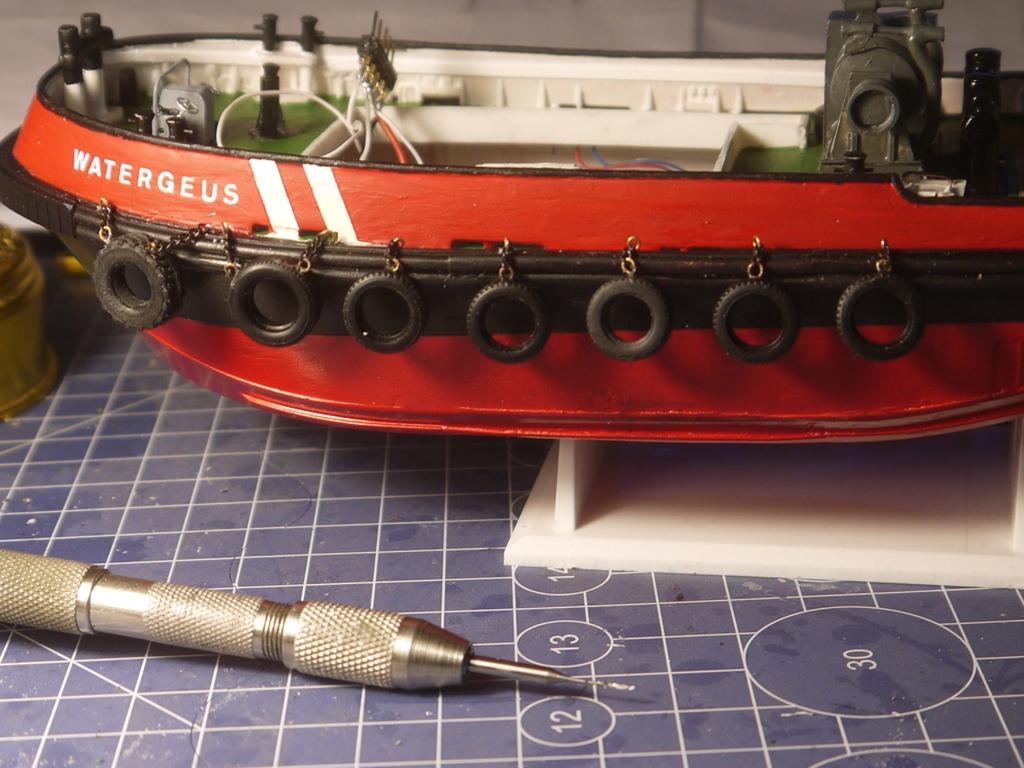 """Schlepper """"Watergeus""""  / 1:87 mit RC P1090967"""
