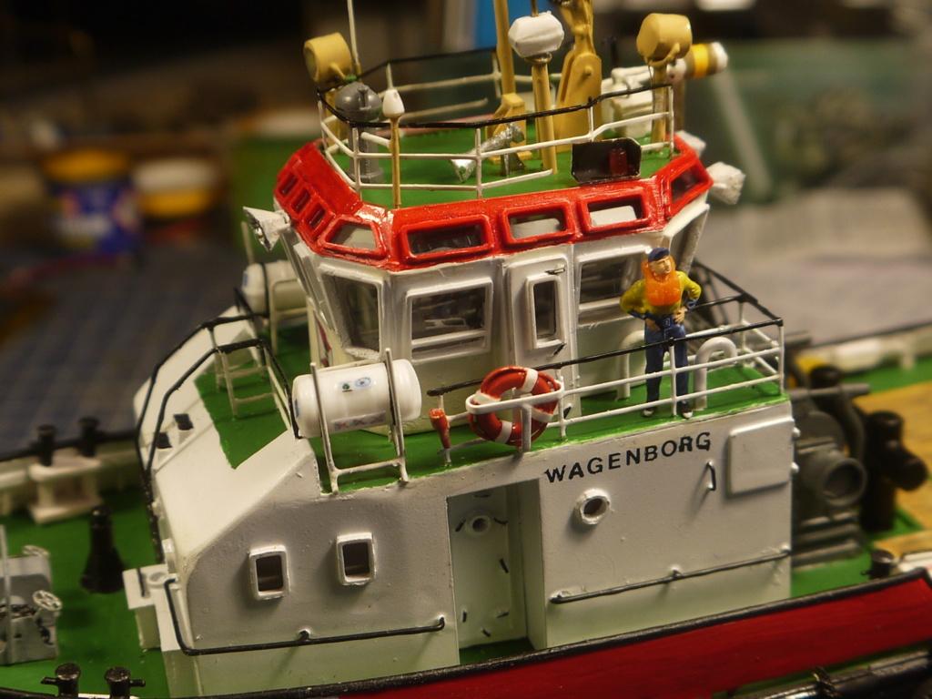 """Schlepper """"Watergeus""""  / 1:87 mit RC P1090968"""