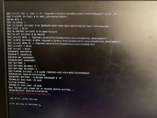 -RESOLU -Problème pour installer la mise à jour de Catalina vers 10.5.5 F4fd1310