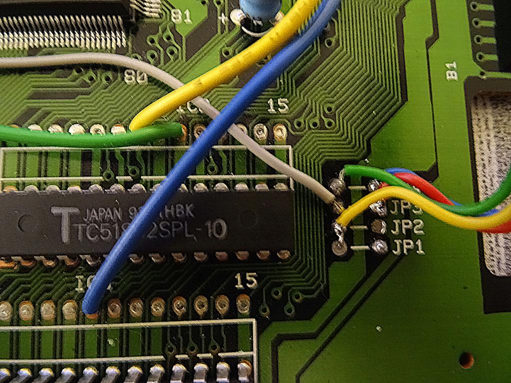 [solved] Problème Megadrive Jap VA6 switchée et 50Hz Chip210