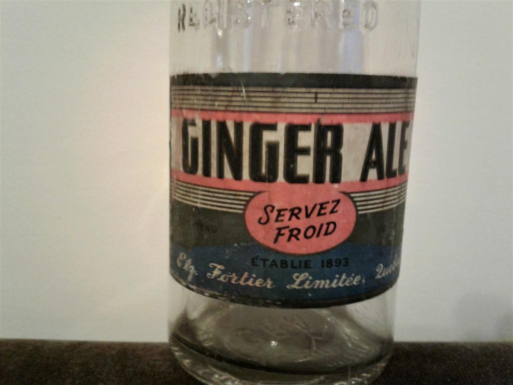 nouveauté FORTIER dans ma collection,,,j'aimerai avoir info,,le prix $ et l'année de cette bouteille 20200913
