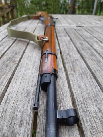 Mosin Nagant 91/30 de 1942 20210411