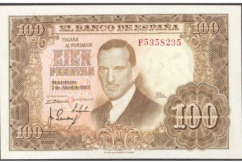 Investigación - Billetes de 100 pts 1953 Romero de Torres 100_pt11