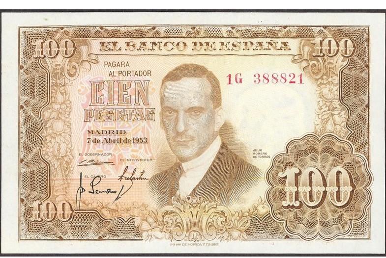 Investigación - Billetes de 100 pts 1953 Romero de Torres 100_pt12