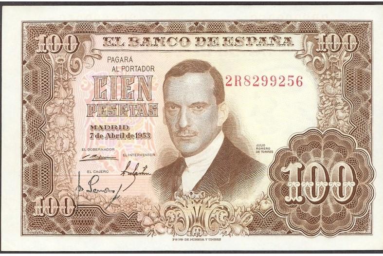 Investigación - Billetes de 100 pts 1953 Romero de Torres 100_pt17