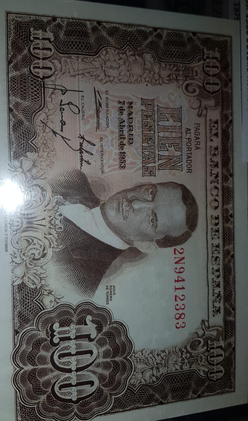 Investigación - Billetes de 100 pts 1953 Romero de Torres 100_pt18