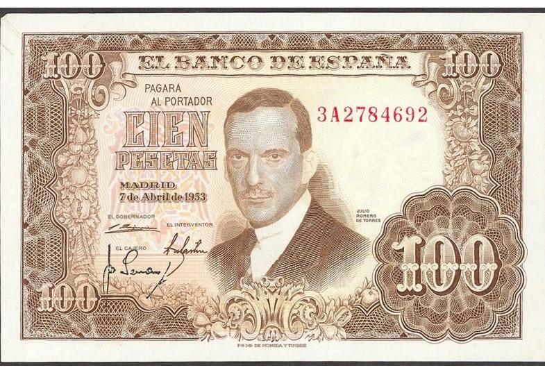 Investigación - Billetes de 100 pts 1953 Romero de Torres 100_pt19