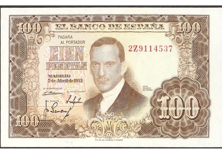 Investigación - Billetes de 100 pts 1953 Romero de Torres 100_pt20