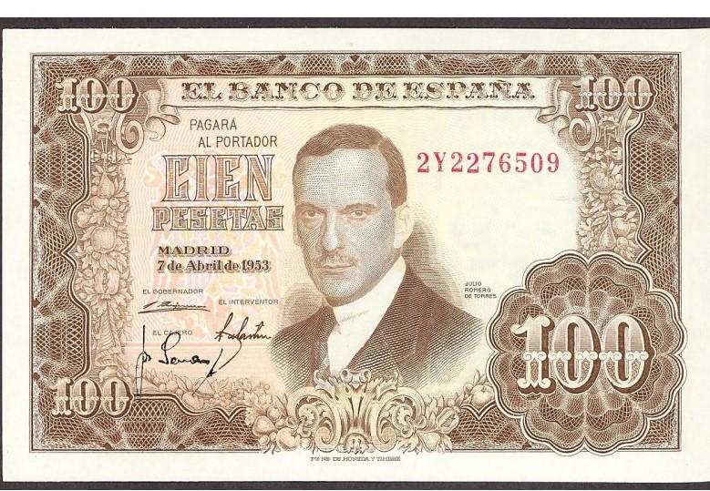 Investigación - Billetes de 100 pts 1953 Romero de Torres 100_pt21