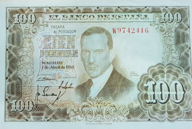 Investigación - Billetes de 100 pts 1953 Romero de Torres 100_pt29