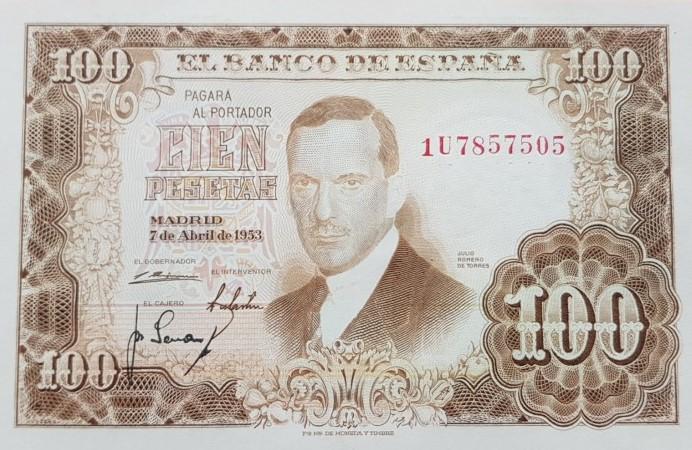 Investigación - Billetes de 100 pts 1953 Romero de Torres 100_pt30