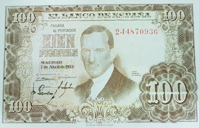 Investigación - Billetes de 100 pts 1953 Romero de Torres 100_pt33