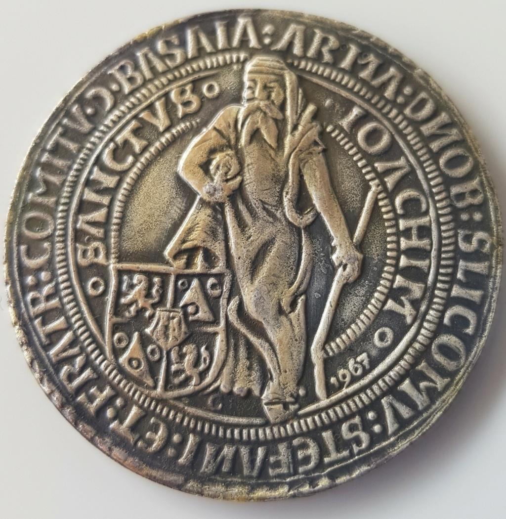 Joachim Thaler 1520. Reproducción actual. 110