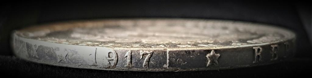 1 Peso de 1917 del Gaucho José Gervasio Artigas. República de Uruguay. 20210246