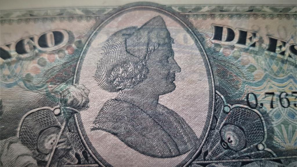 100 pesetas de 1907 Alegoría y Catedral de Sevilla 20210342