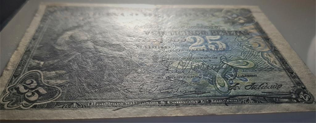 25 pesetas de Septiembre de 1906 20210371