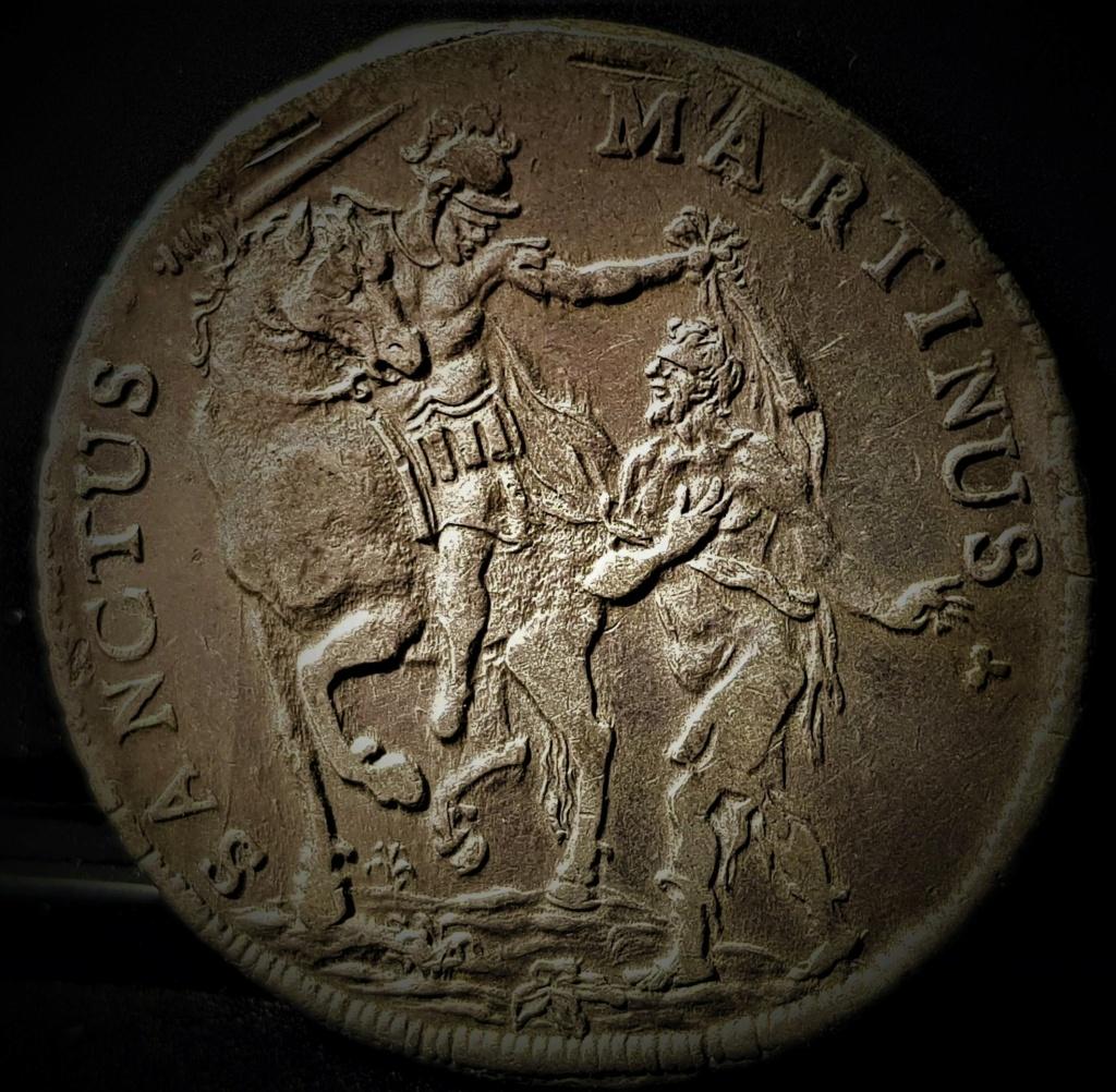 1 Escudo Italiano de Lucca de 1753 20210415