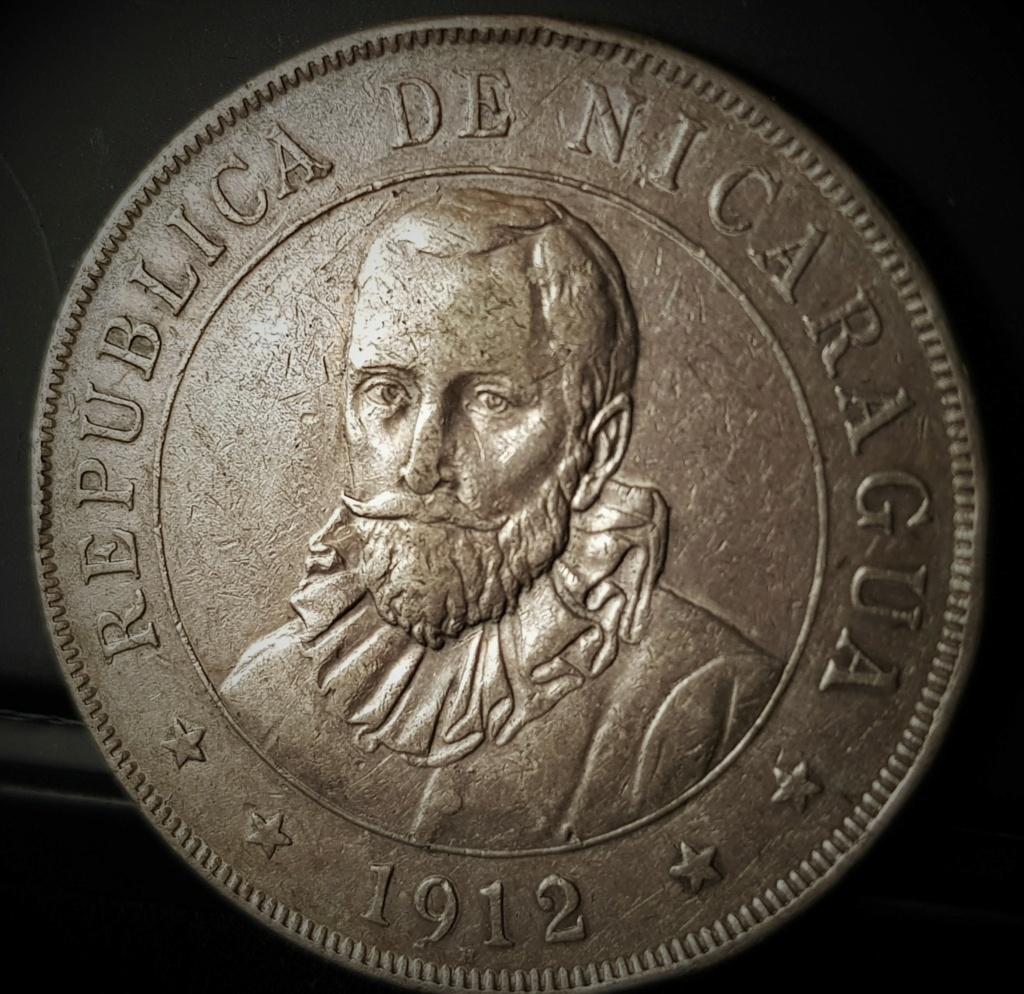1 Córdoba Nicaragüense de 1912 20210428