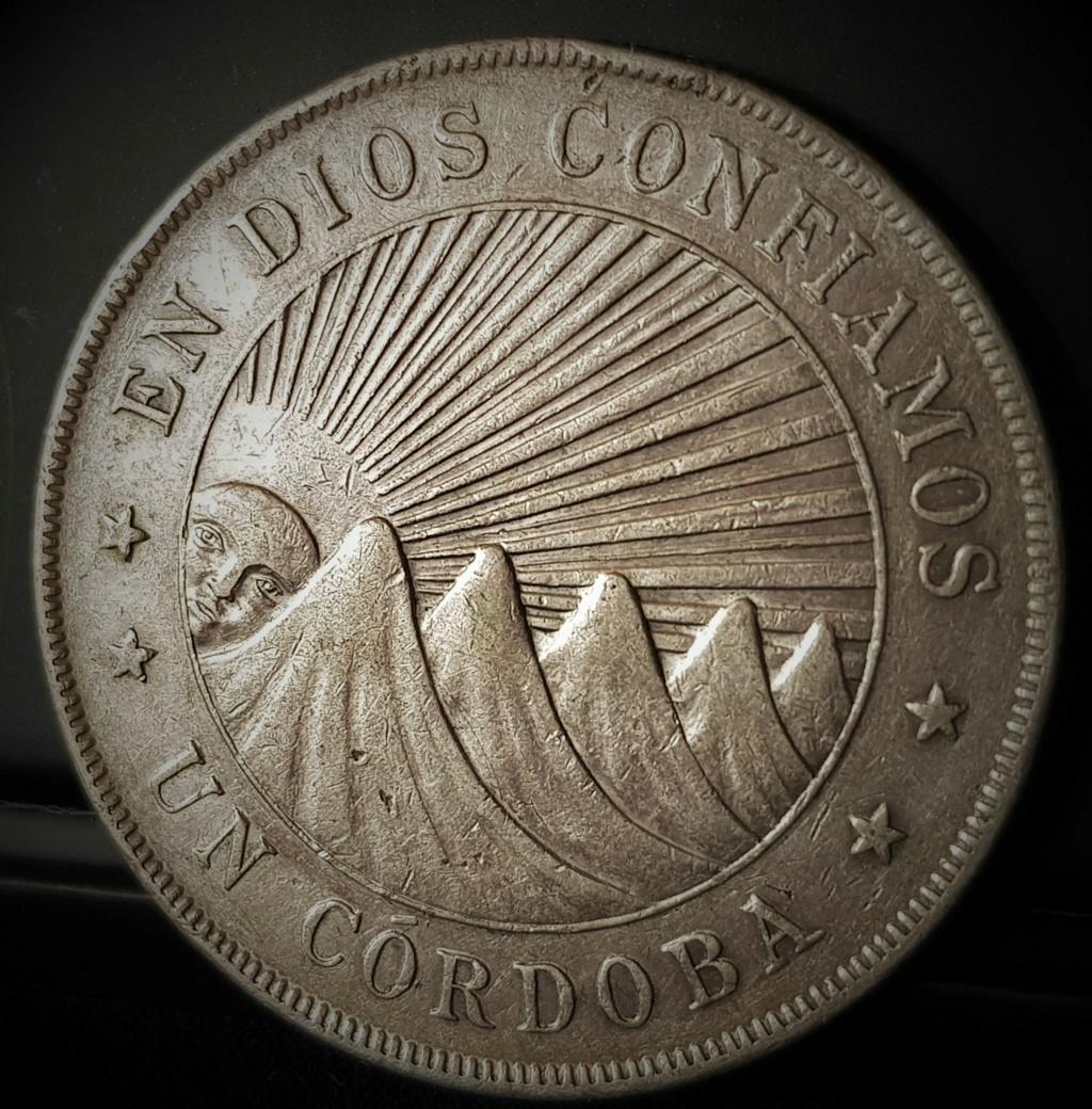 1 Córdoba Nicaragüense de 1912 20210429
