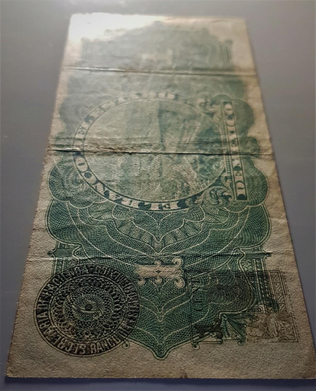 1 Peso de 1914 del Banco del Estado de México 20210518