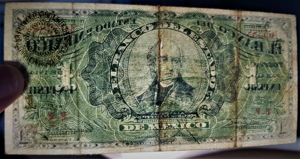 1 Peso de 1914 del Banco del Estado de México 20210519