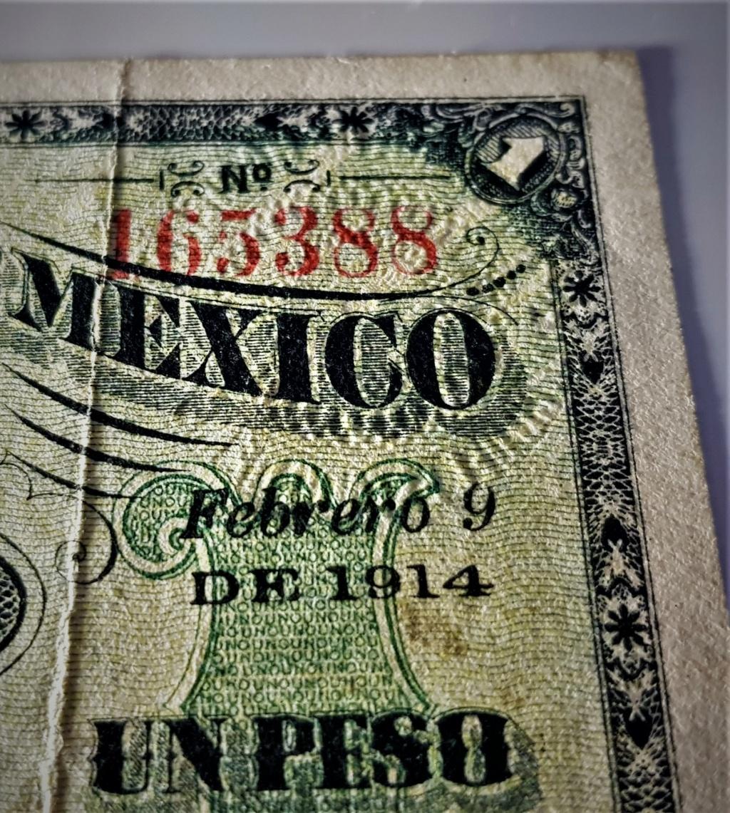 1 Peso de 1914 del Banco del Estado de México 20210520