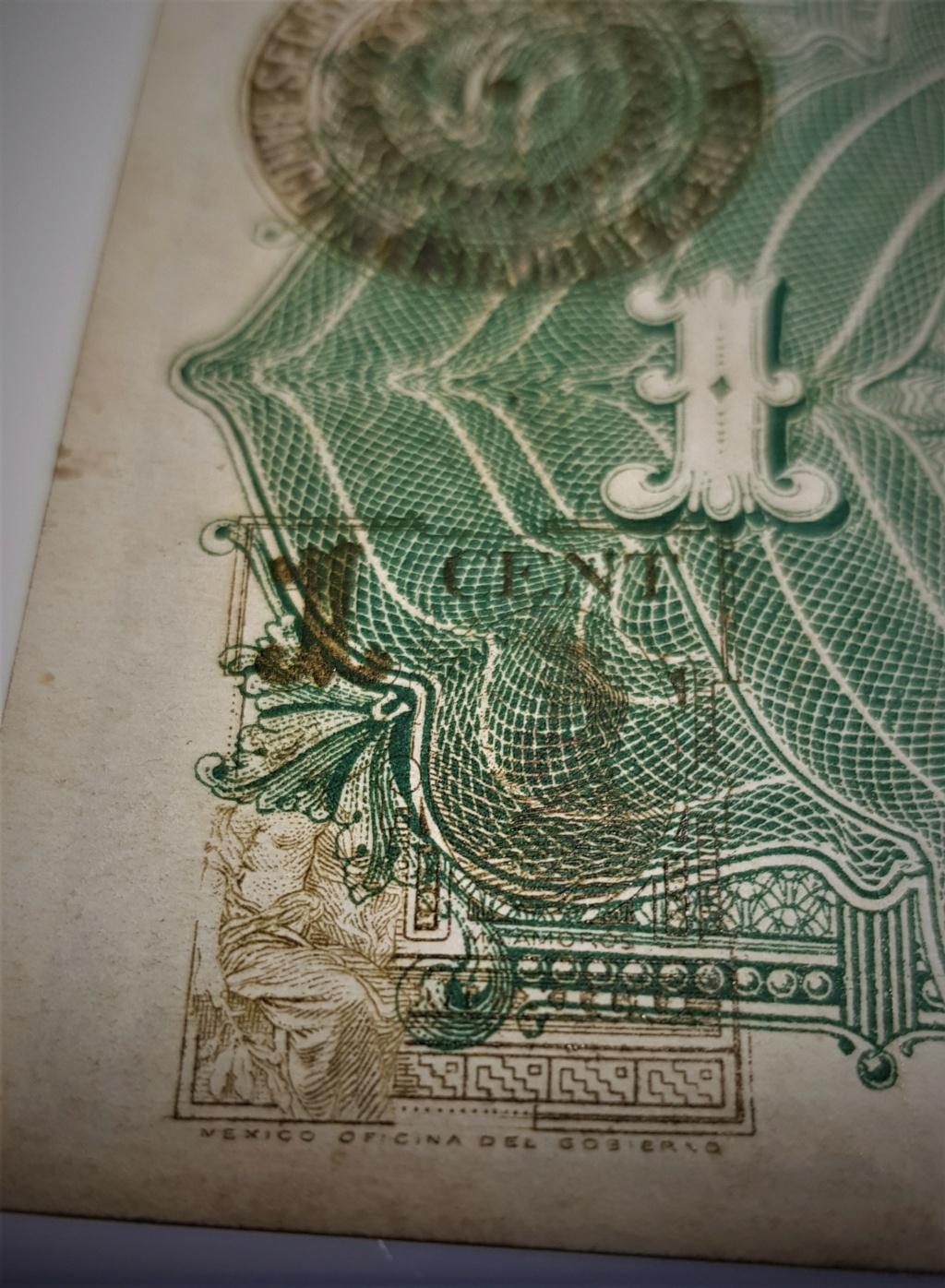 1 Peso de 1914 del Banco del Estado de México 20210521