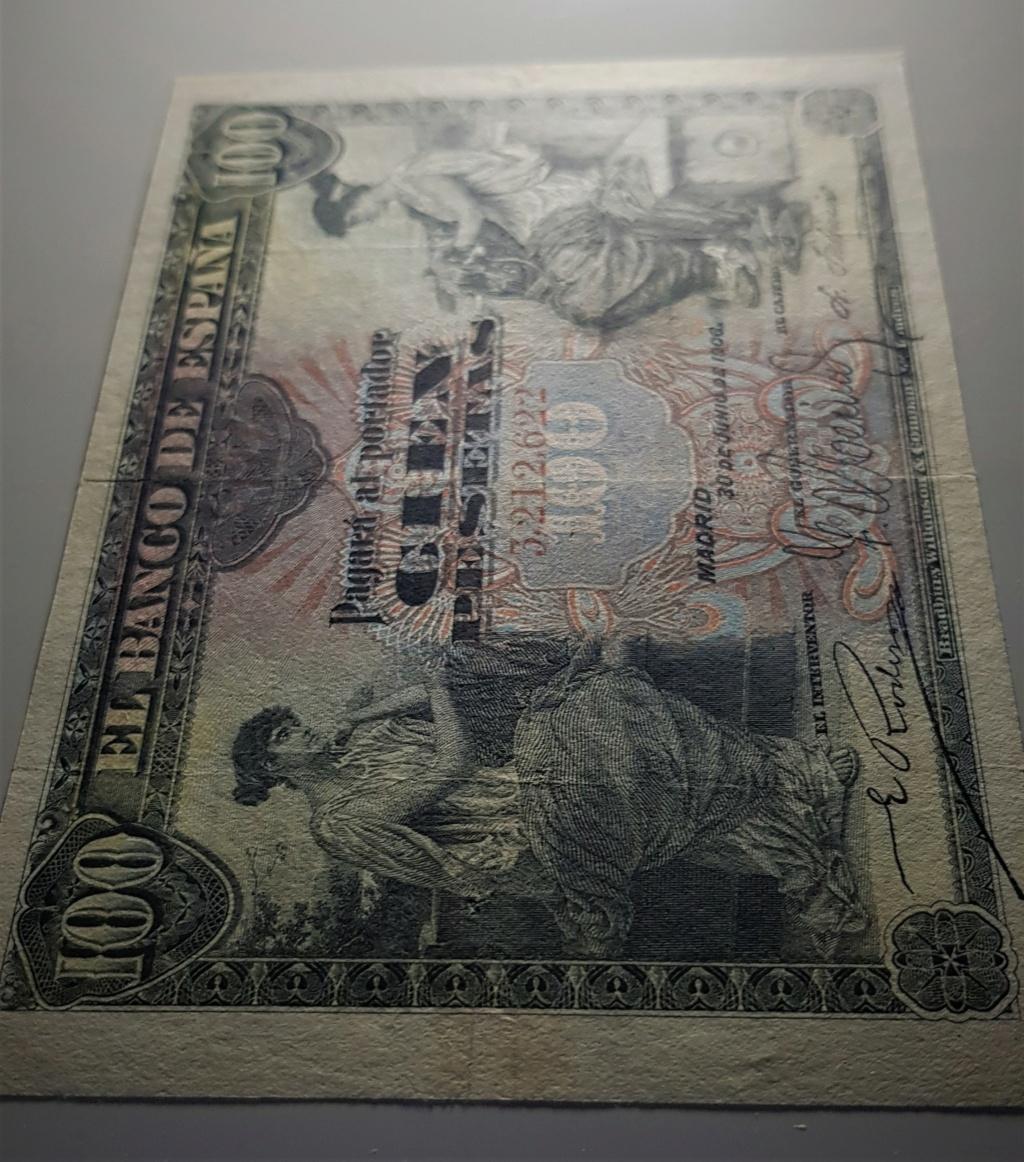 100 pesetas de Junio de 1906 S/S 20210529