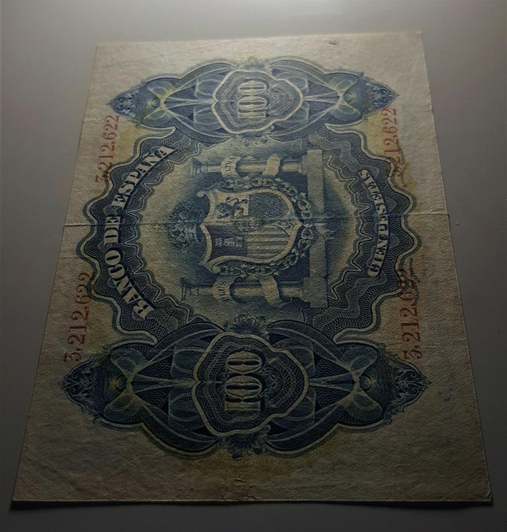 100 pesetas de Junio de 1906 S/S 20210532