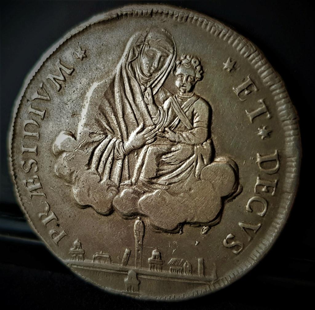 Scudo de 10 Paoli de Bologna de 1797 20210545