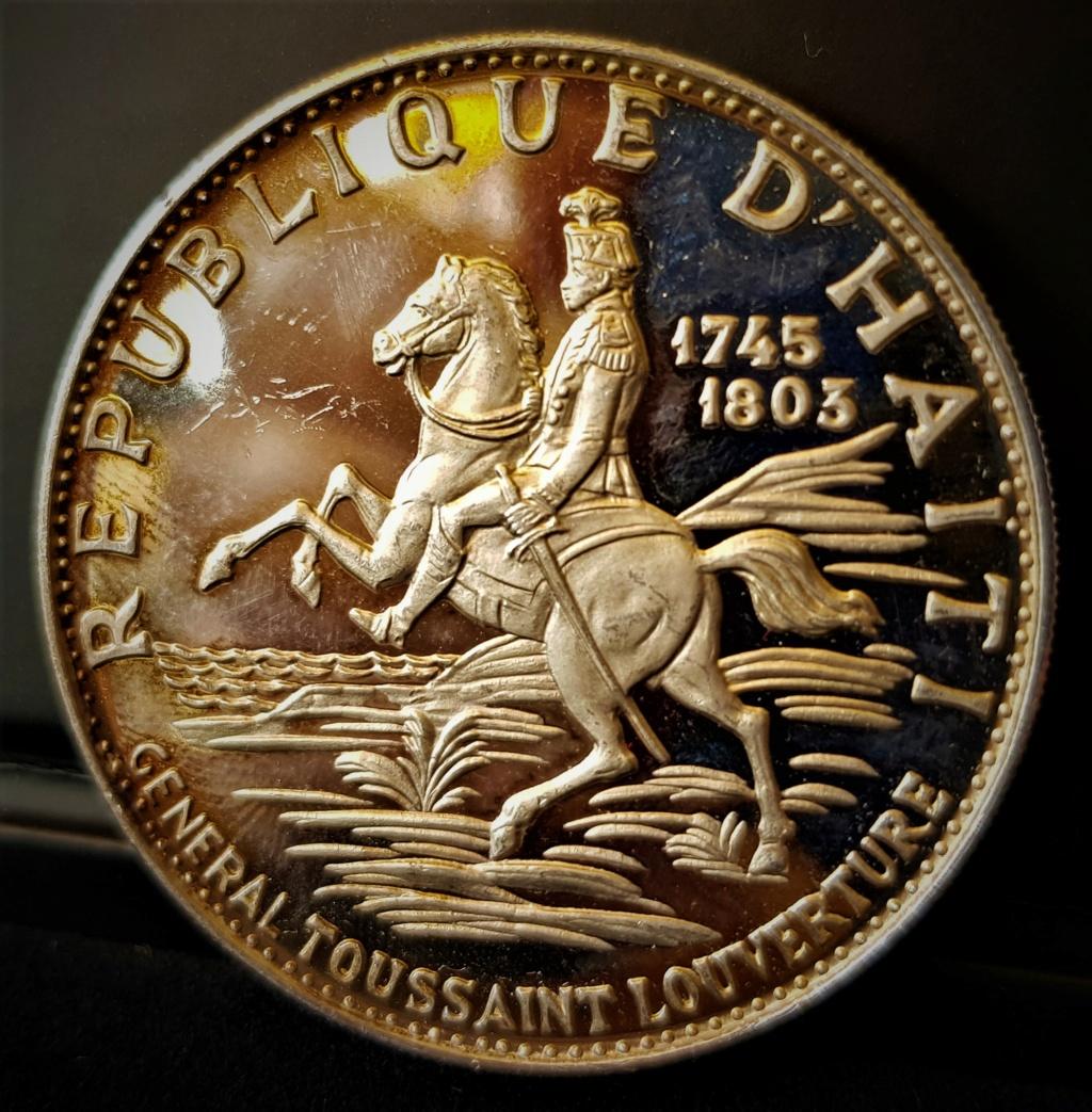 Haití 10 gourdes de 1970 20210550