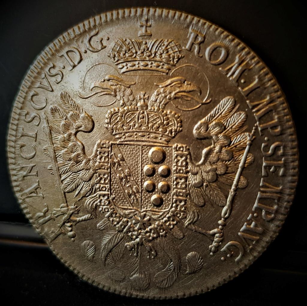 NUREMBERG 1 Thaler de 1765 (Free Imperial City of Nuremberg) 20210640