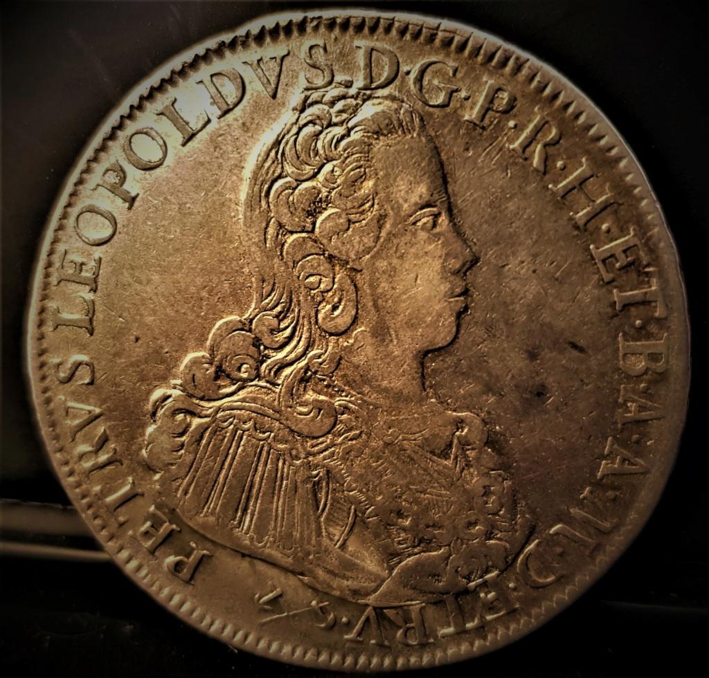 1 Francescone de 1770 de Pietro Leopoldo di Lorena 20210719
