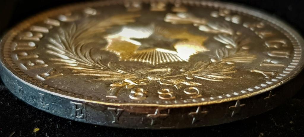 1 Peso Paraguayo de 1889 20210741