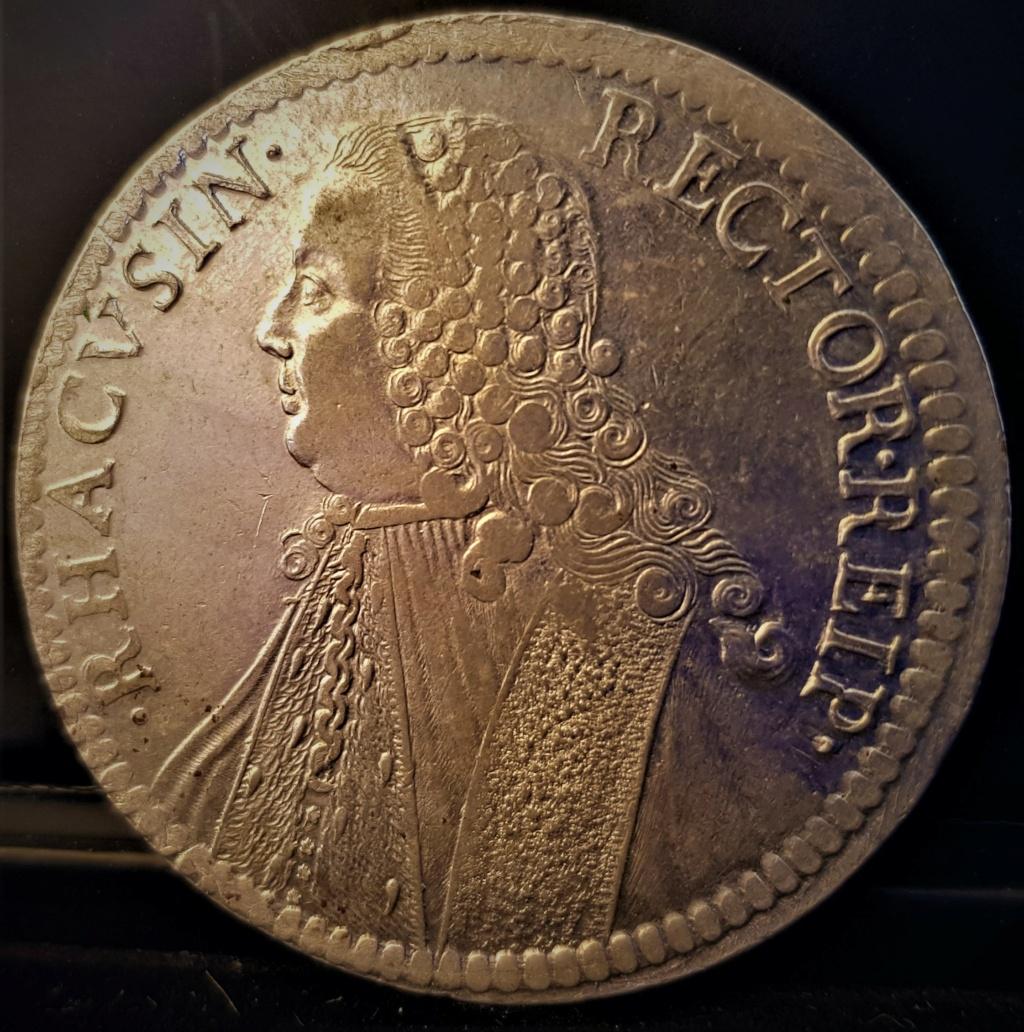 """[b]""""1 Thaler Rectoral de 1765 de la República de Ragusa""""[/b] 20210815"""