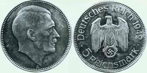 100 Coronas - Checoslovaquia, 1949 - STALIN Hitler10