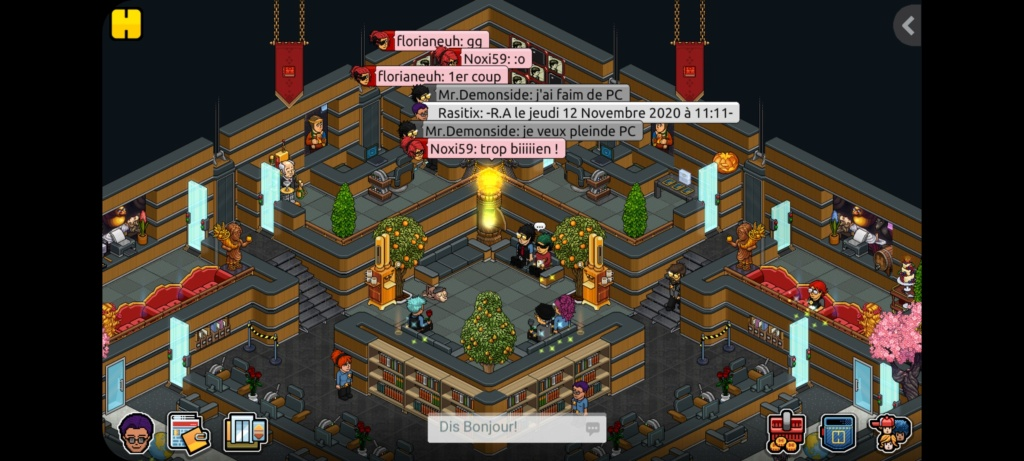 [G.N] Rapports d'activité de Rasitix Screen23