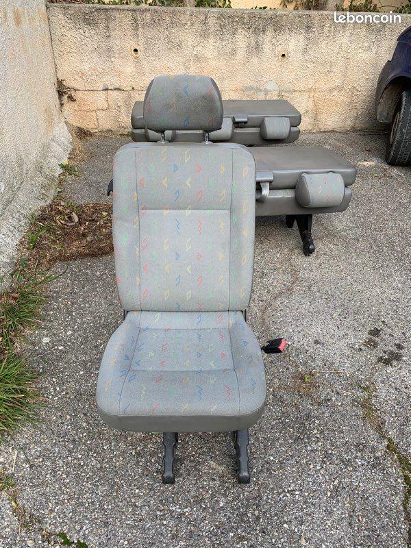 Vend sièges arrière T5 Caravelle  Bc567e10