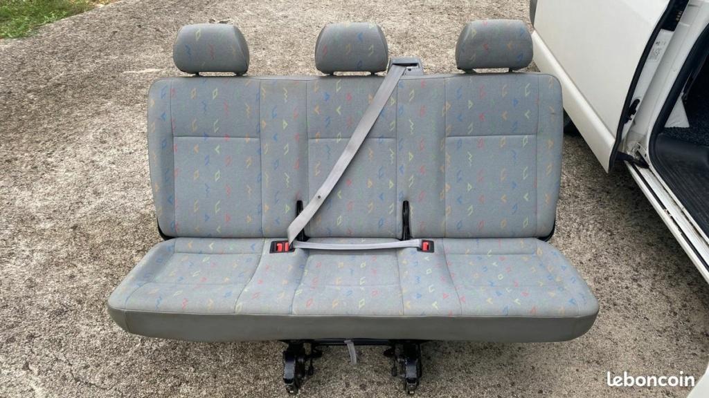 Vend sièges arrière T5 Caravelle  F84ef411