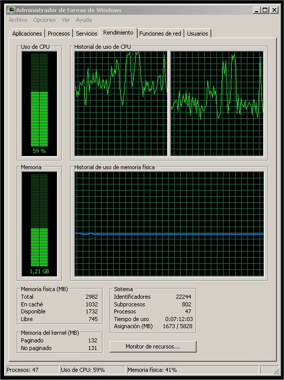 Problems watching video with my old PC on Windows 7 Perfor11