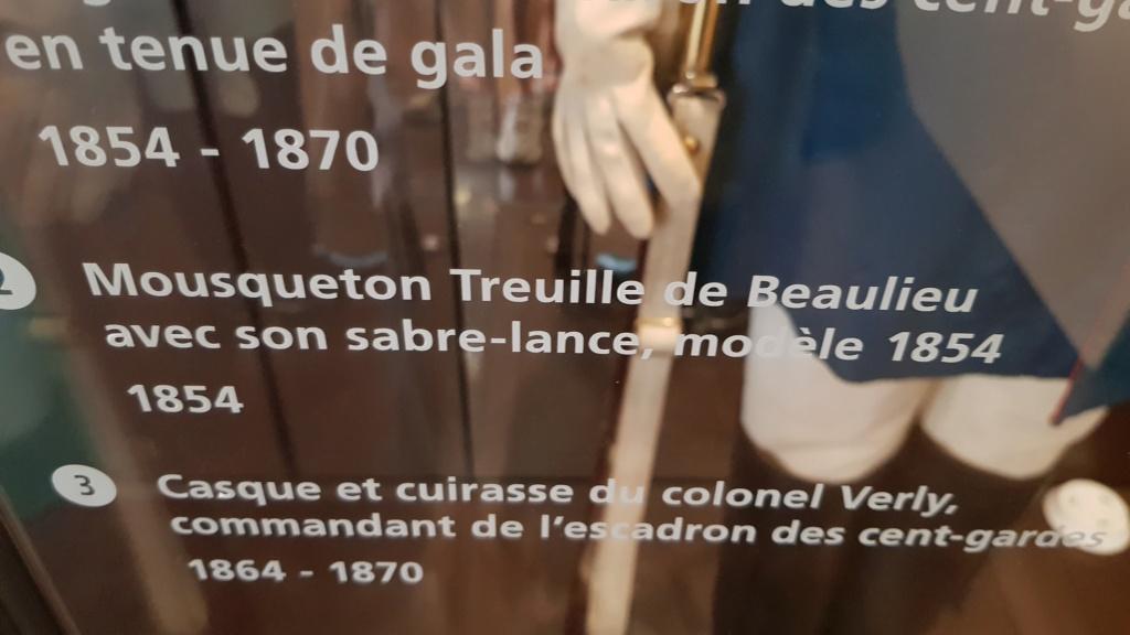 Mousqueton Treuille De Beaulieu  20210811