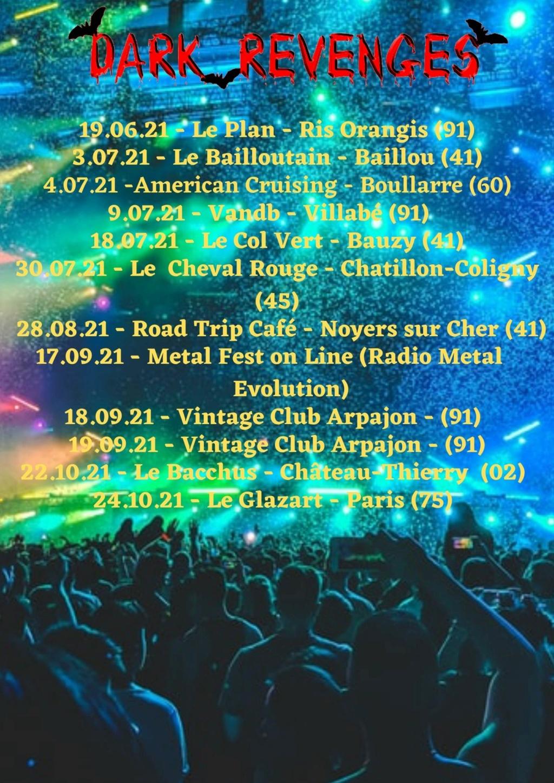 Dark Revenges Concerts Tour_d10