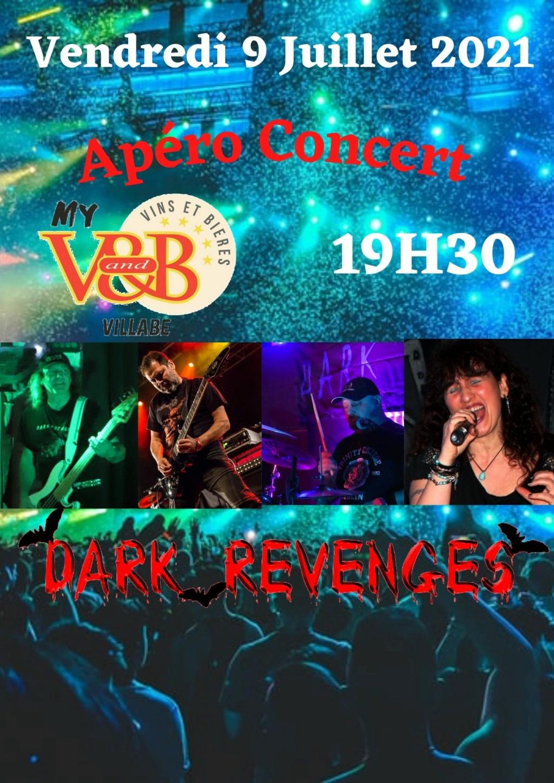 Concert à Villabé Vendre10