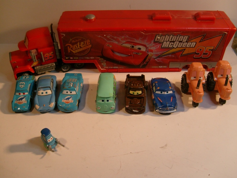 mes autres Cars 1 , 2 , 3 et Planes !!! toutes marques et matieres - Page 7 S7302749