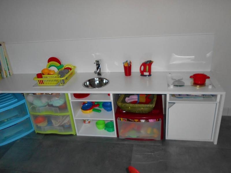 Salle de jeux  chez l'assistante maternelle 11204911