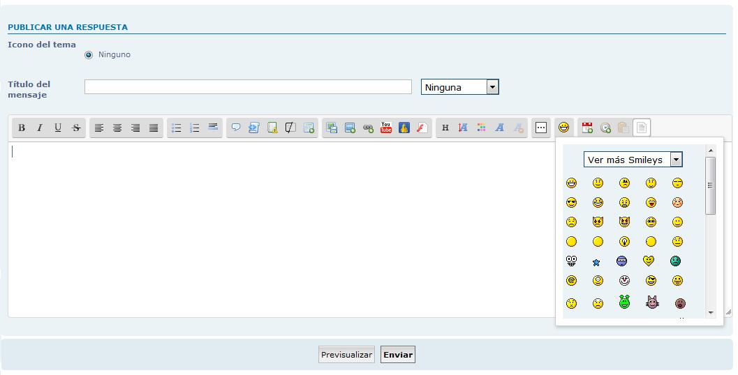 Añadir los Smileys del foro en un botón del editor de respuestas y nuevos temas Tuto_s12